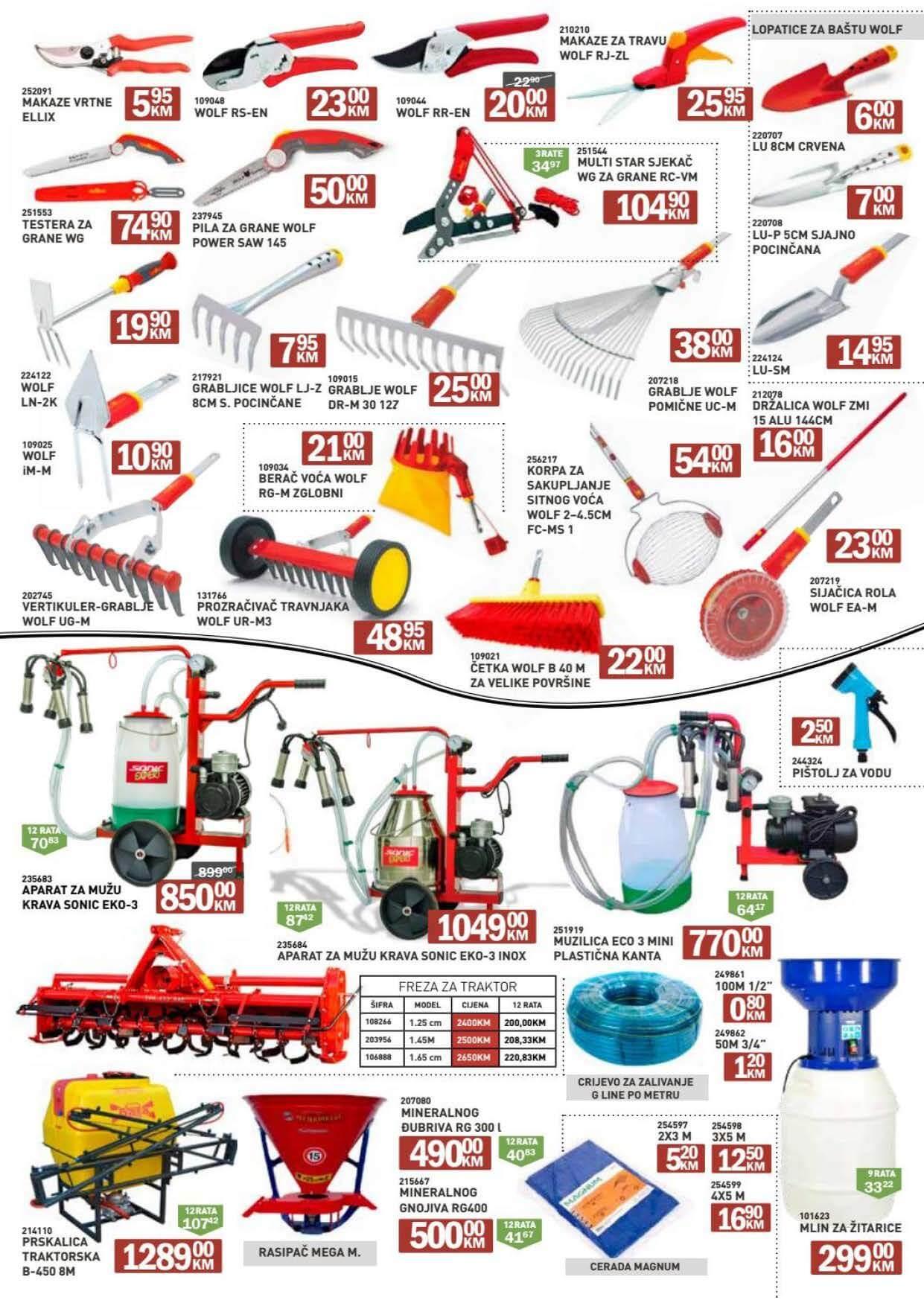 Verno Agromehanika Akcijski Katalog JUN 2021 eKatalozi.com PR Page 12