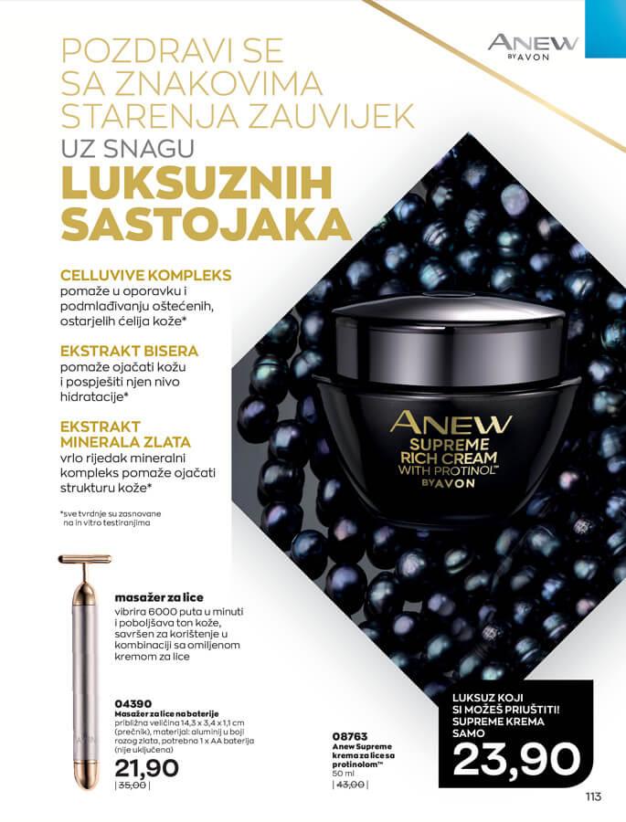 AVON Katalog i Brosura BiH JUL 2021 eKatalozi.com 1.7.2021. 31.7.2021 113