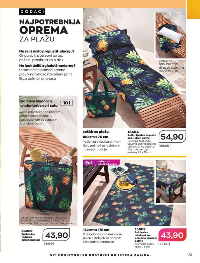 AVON Katalog i Brosura BiH JUL 2021 eKatalozi.com 1.7.2021. 31.7.2021 131