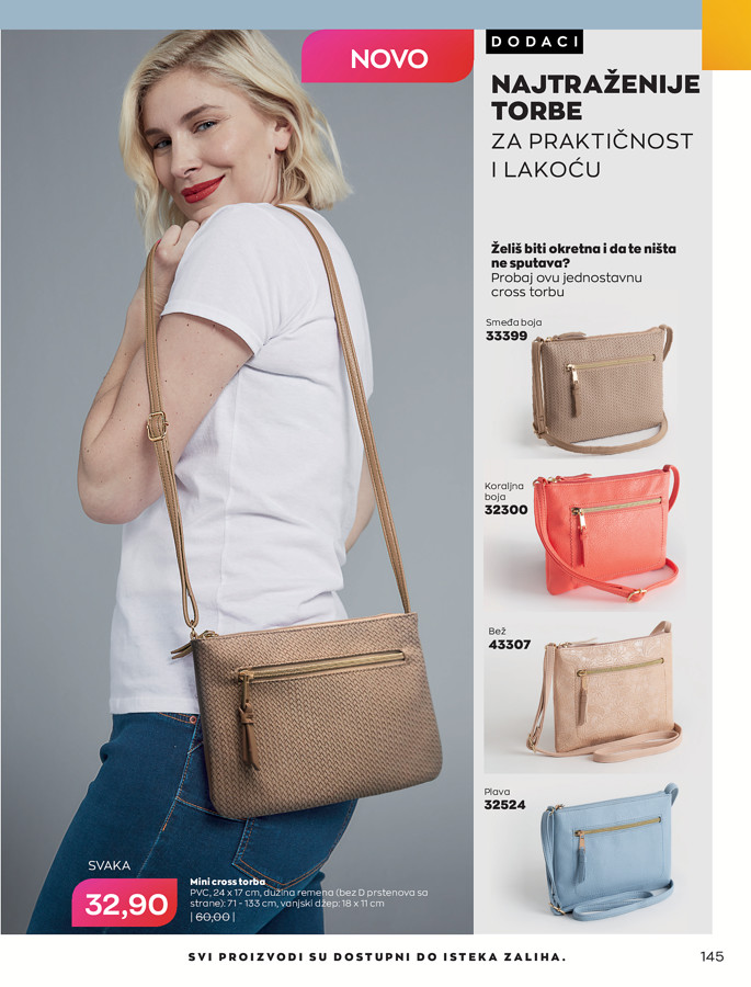 AVON Katalog i Brosura BiH JUL 2021 eKatalozi.com 1.7.2021. 31.7.2021 145