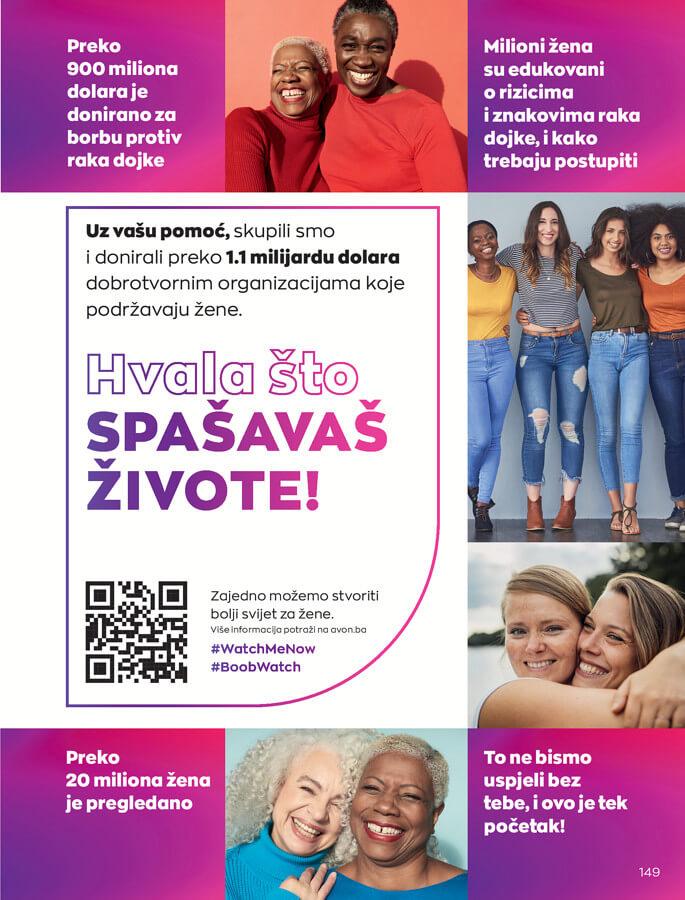 AVON Katalog i Brosura BiH JUL 2021 eKatalozi.com 1.7.2021. 31.7.2021 149