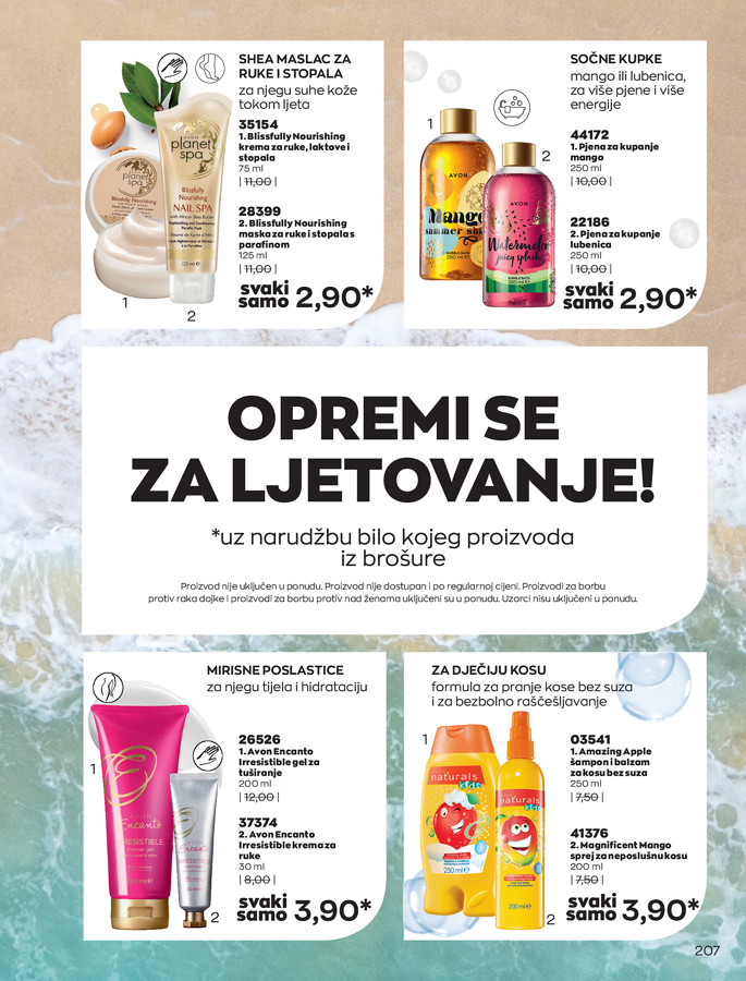 AVON Katalog i Brosura BiH JUL 2021 eKatalozi.com 1.7.2021. 31.7.2021 207