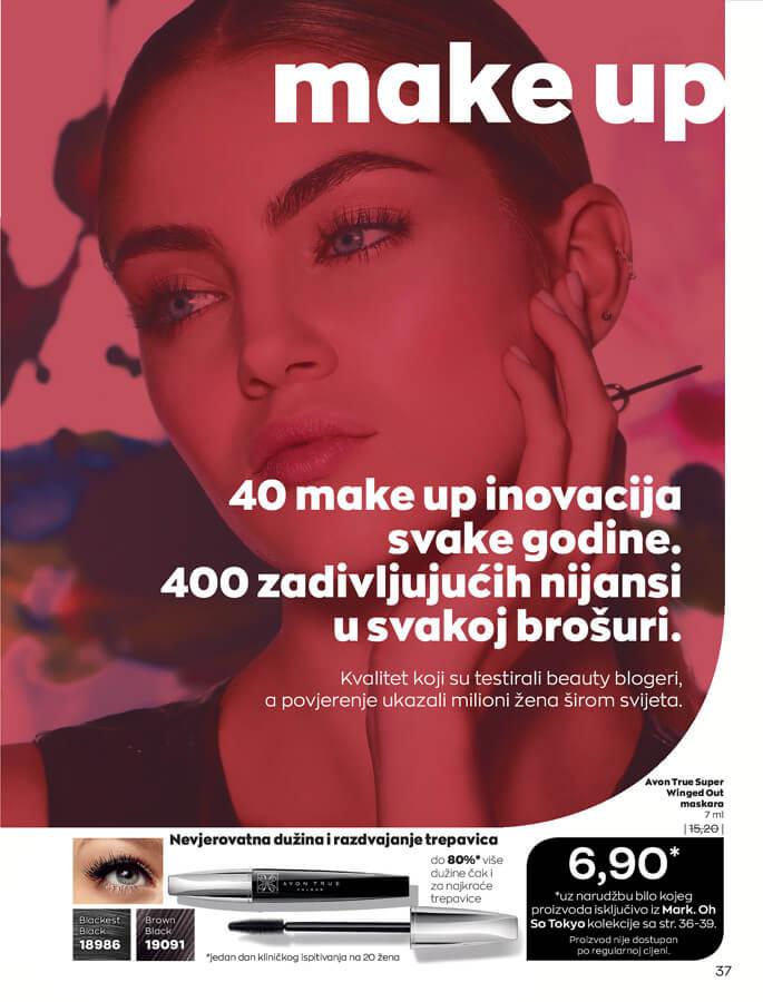 AVON Katalog i Brosura BiH JUL 2021 eKatalozi.com 1.7.2021. 31.7.2021 37