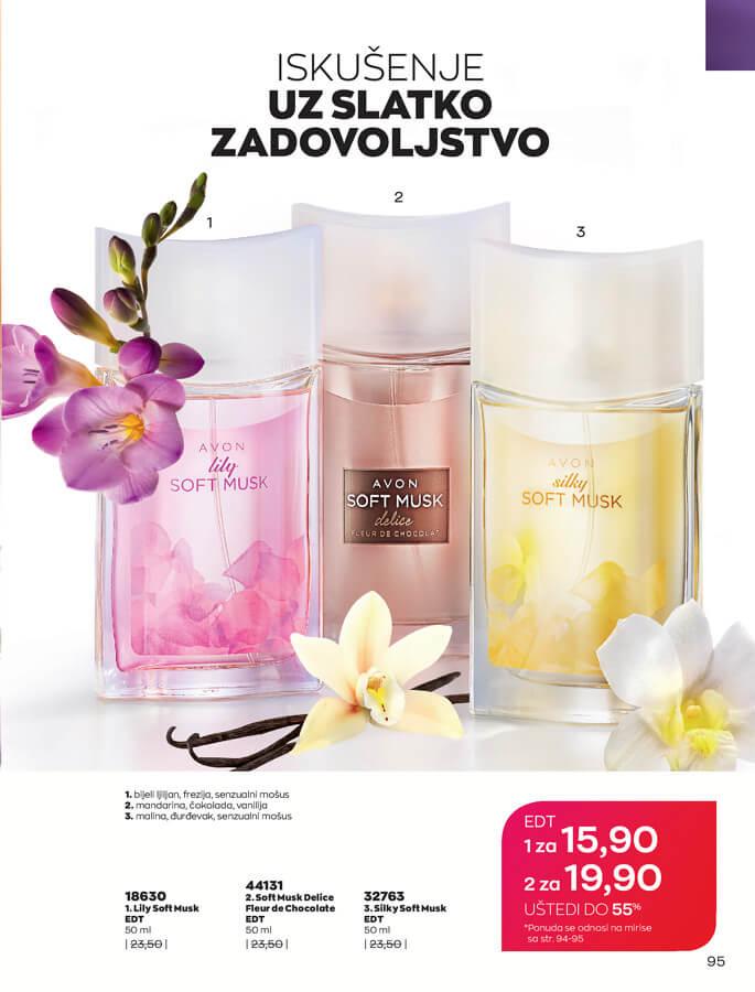 AVON Katalog i Brosura BiH JUL 2021 eKatalozi.com 1.7.2021. 31.7.2021 95