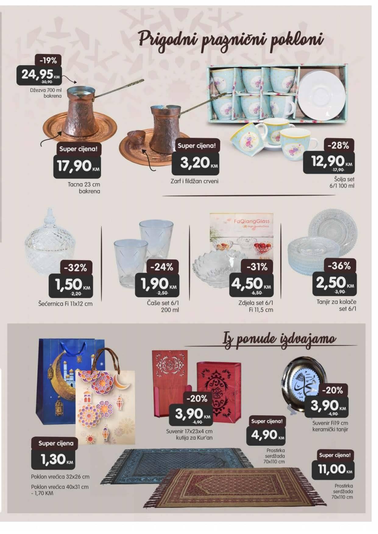 BINGO Katalog Bajrmaska ponuda JUL 2021 15.7.2021. 21.7.2021. Page 13