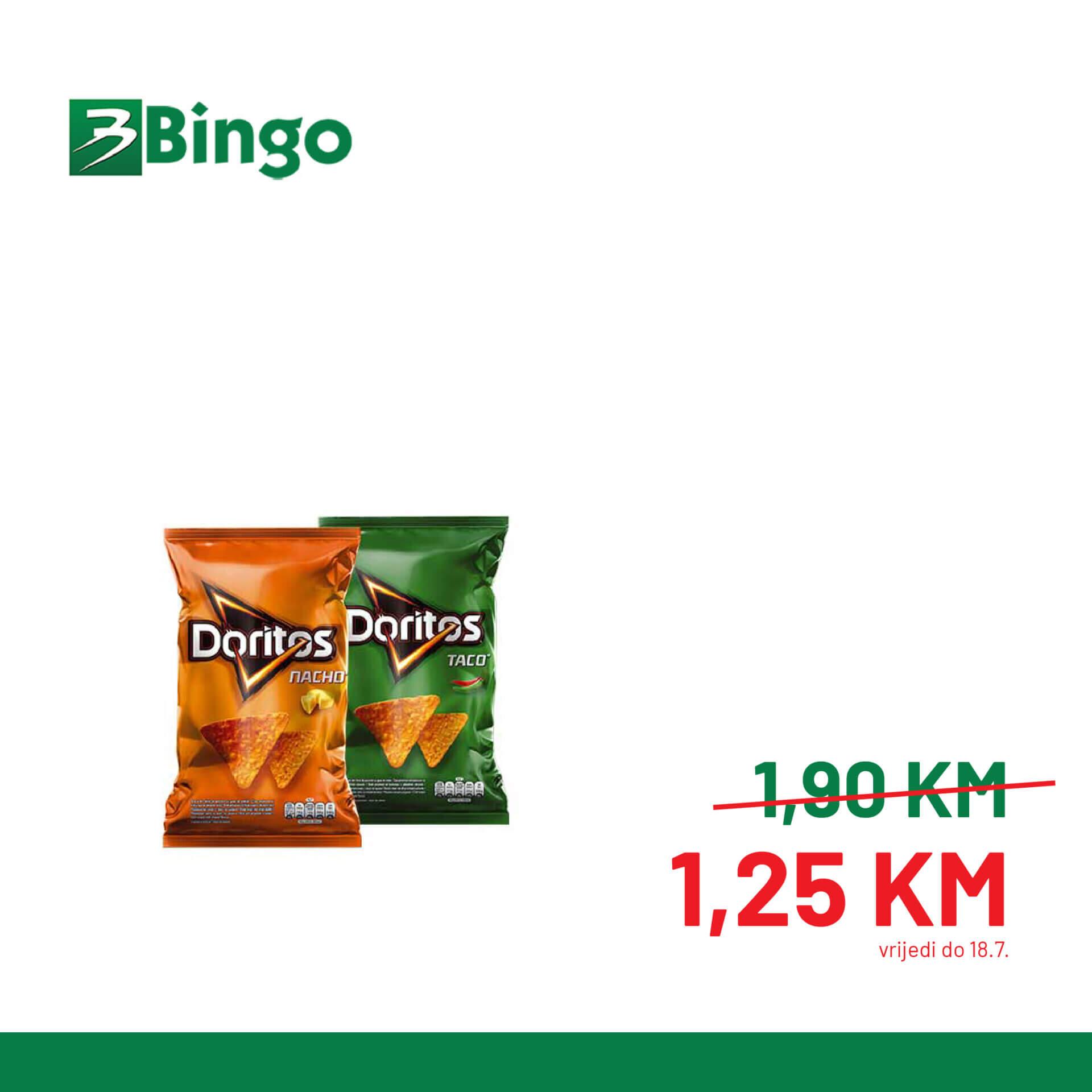 BINGO Katalog Super BINGO Ponude JUL 2021 10.7.2021. 18.7 2
