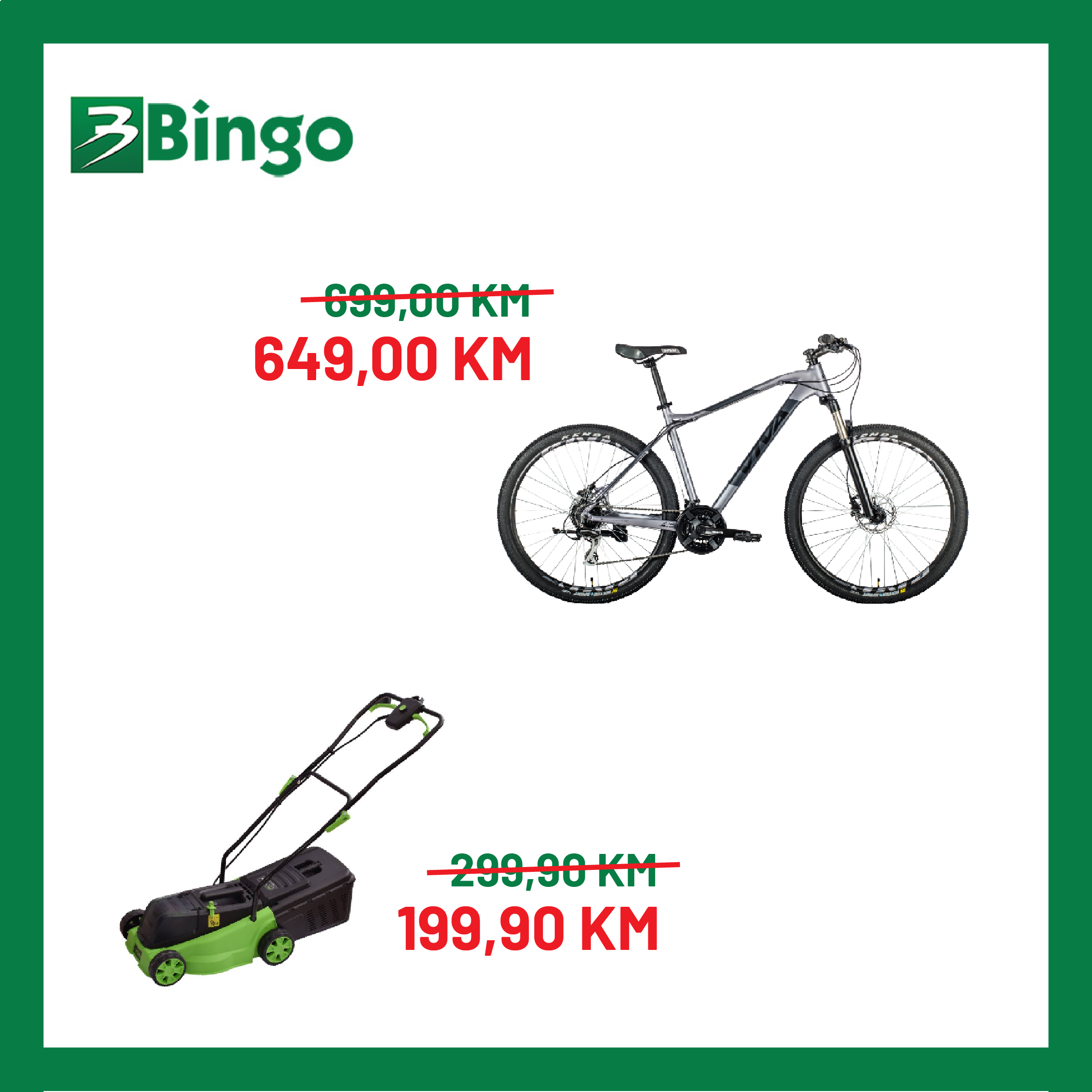 BINGO Katalog Super akcija JUL 2021 12.7.2021. 14.7.2021 2
