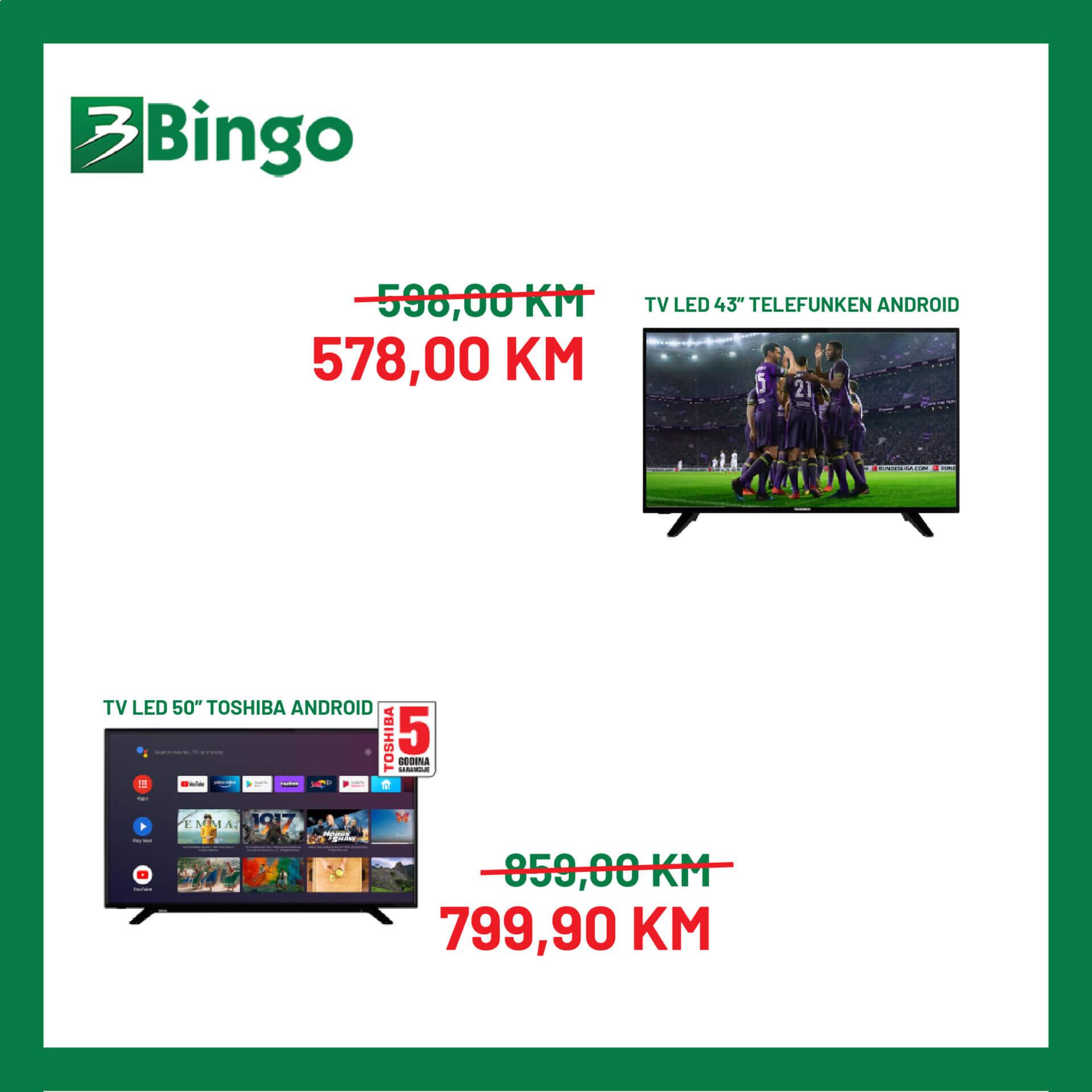 BINGO Katalog Super akcija JUL 2021 12.7.2021. 14.7.2021 3