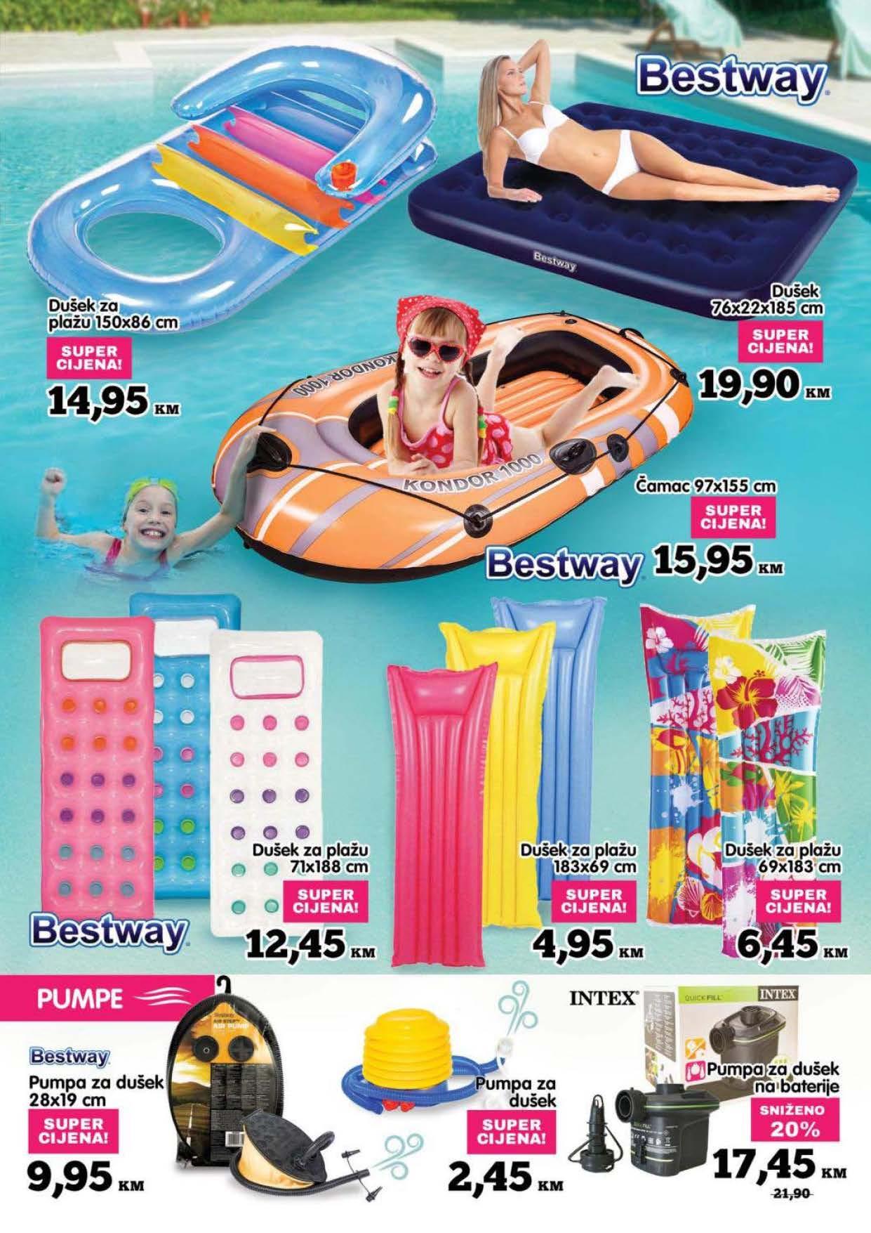 BINGO Katalog Velika akcija LJETO JUL 2021 2.7.2021. 8.8.2021. ekatalozi.com Page 11