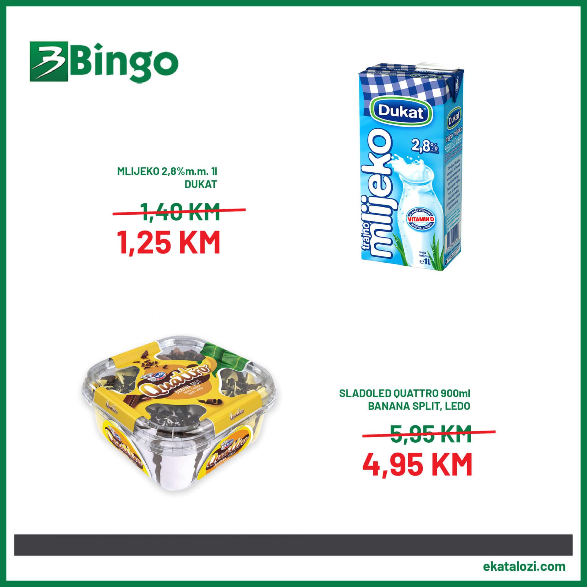 BINGO akcija 27.7. 1.8. 02