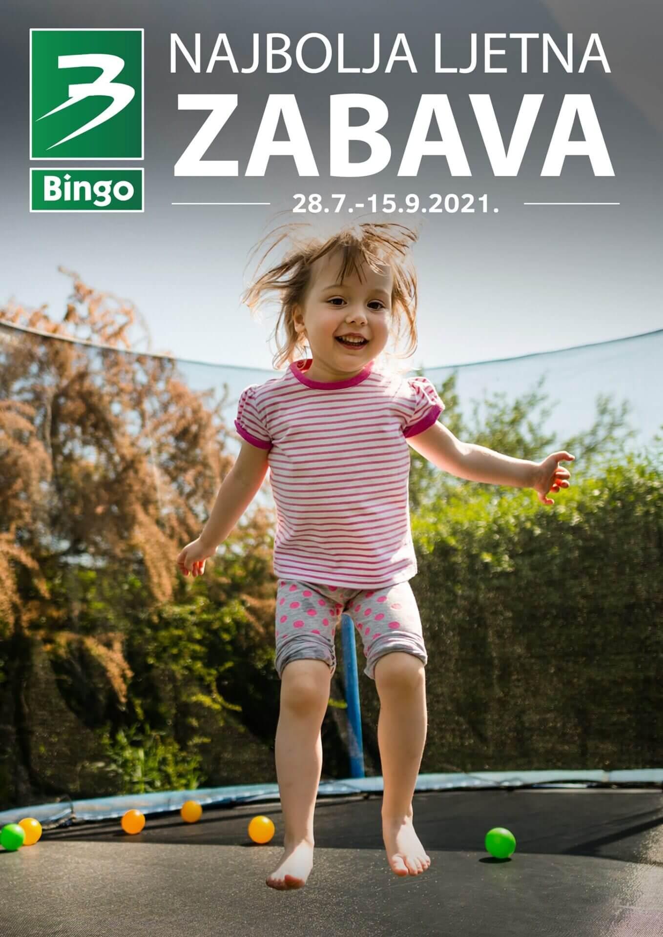 BINGO katalog 28.7. 15.9. 1