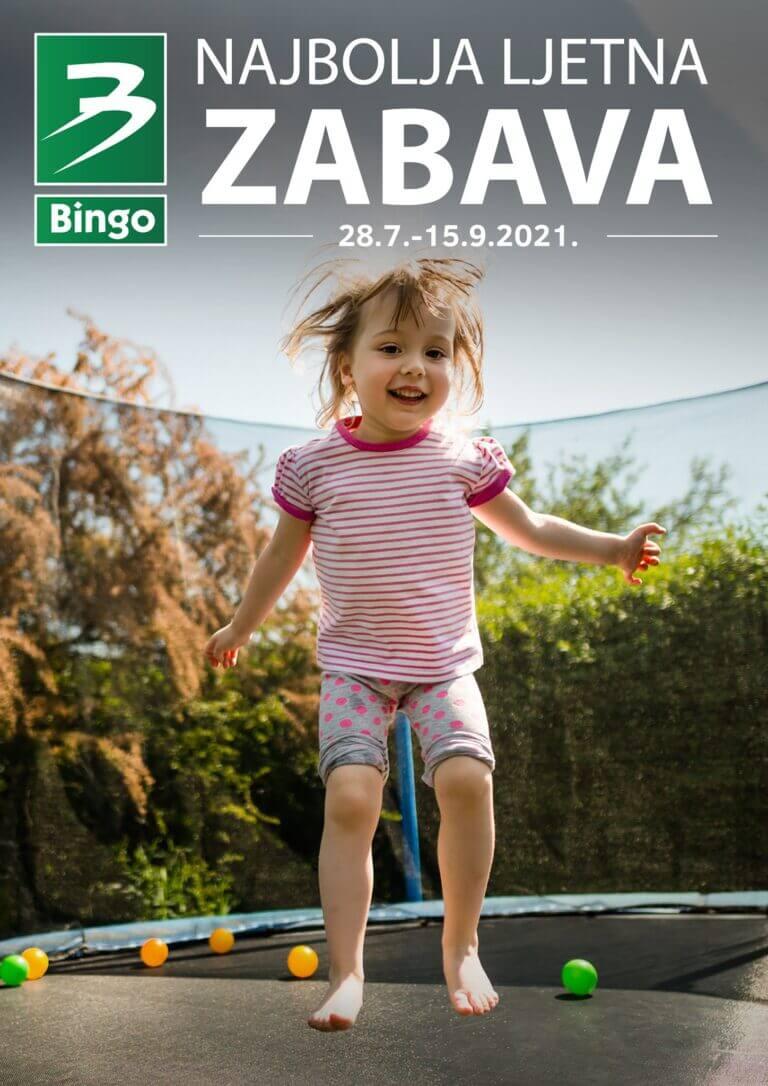 BINGO katalog 28.7. 15.9.