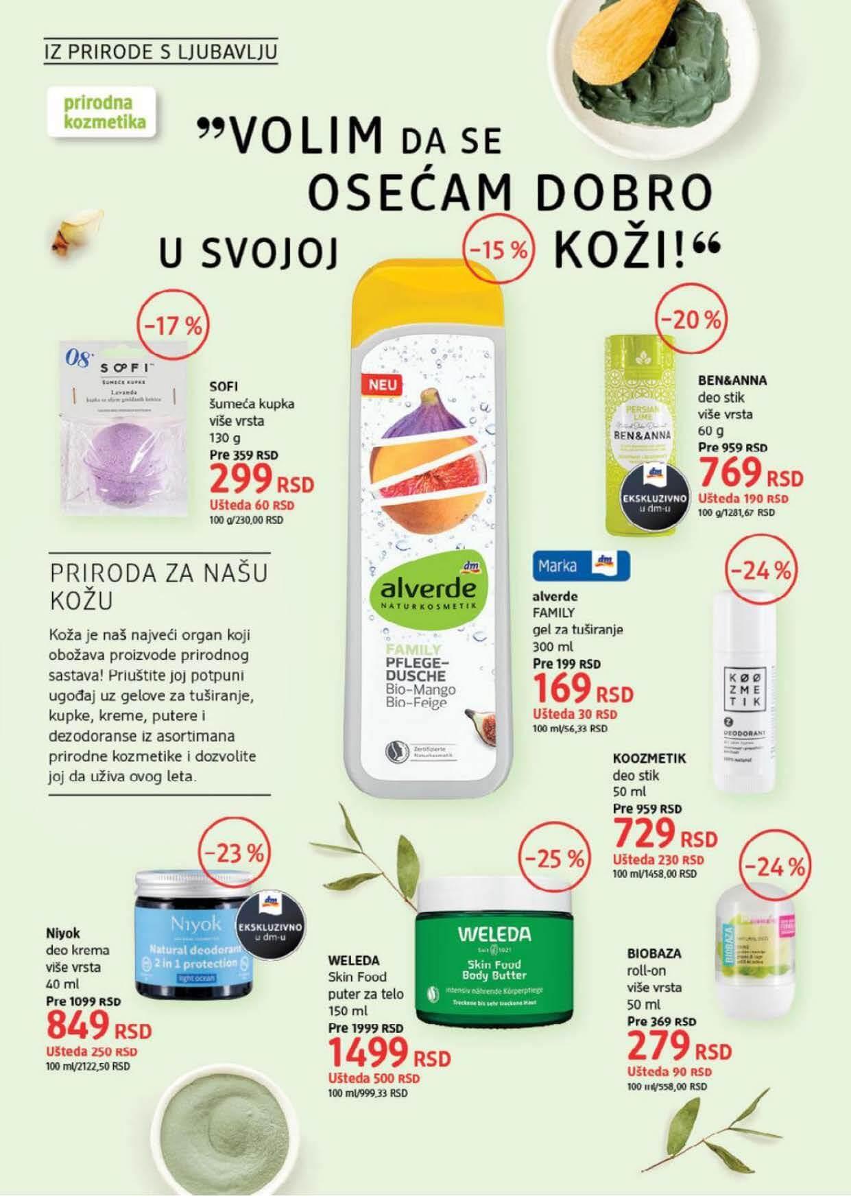 DM Katalog Srbija AVGUST 2021 Page 06