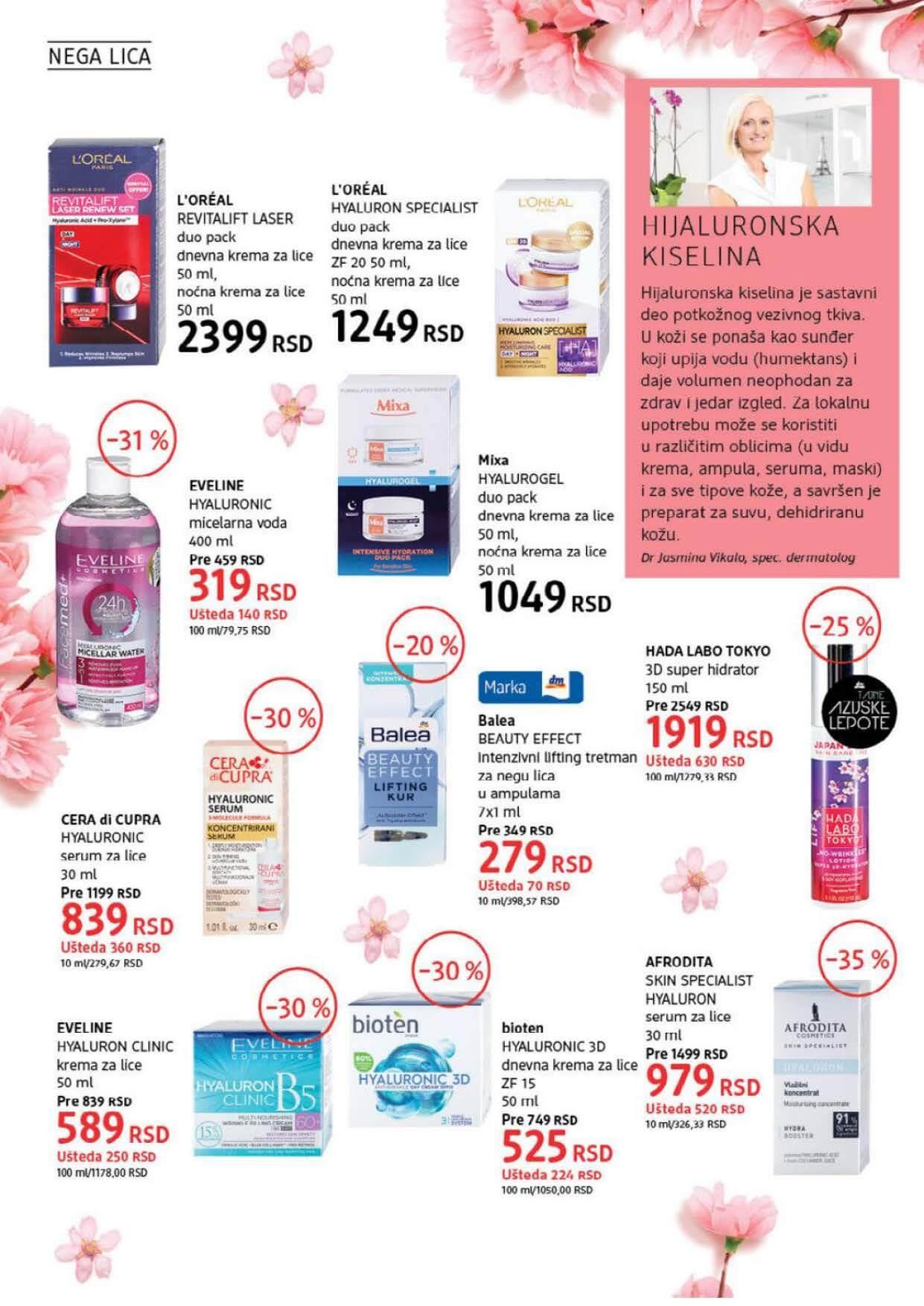DM Katalog Srbija AVGUST 2021 Page 16