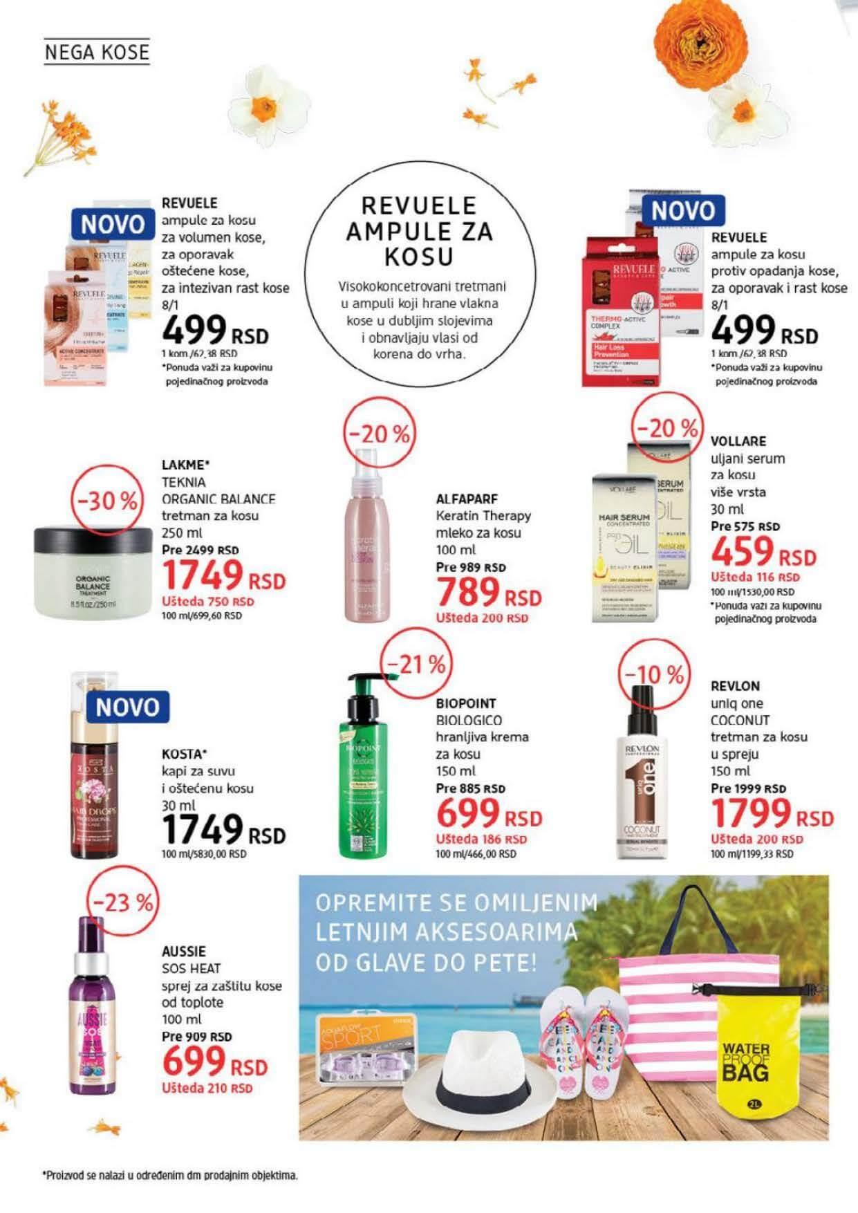 DM Katalog Srbija AVGUST 2021 Page 20