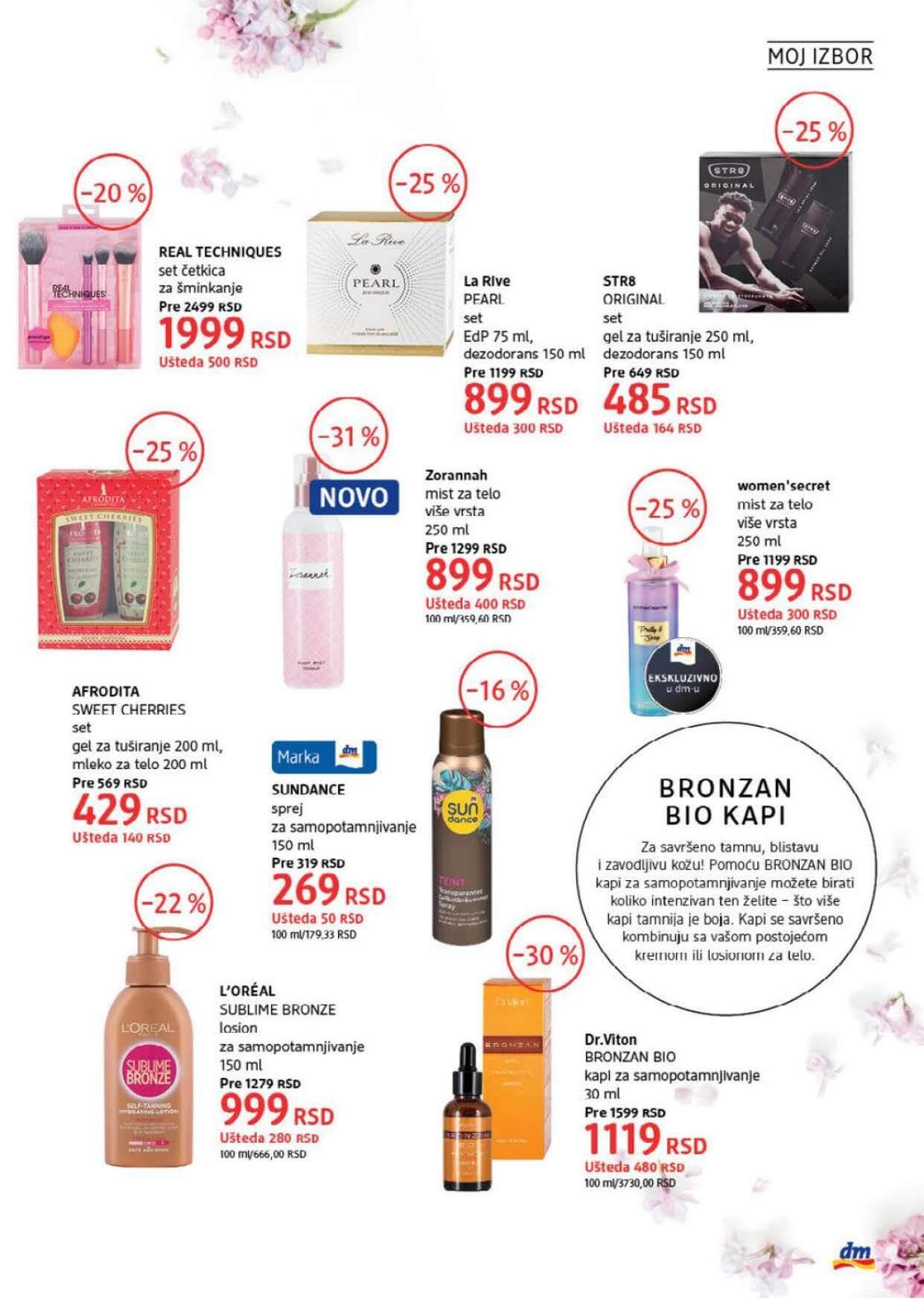 DM Katalog Srbija AVGUST 2021 Page 23