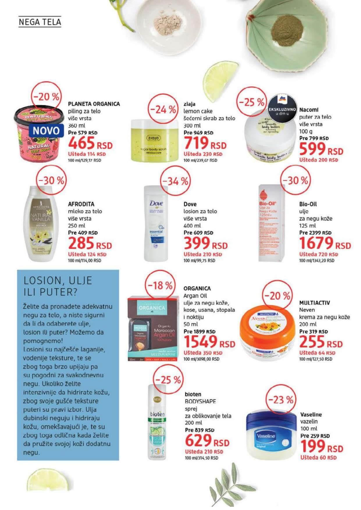 DM Katalog Srbija AVGUST 2021 Page 24