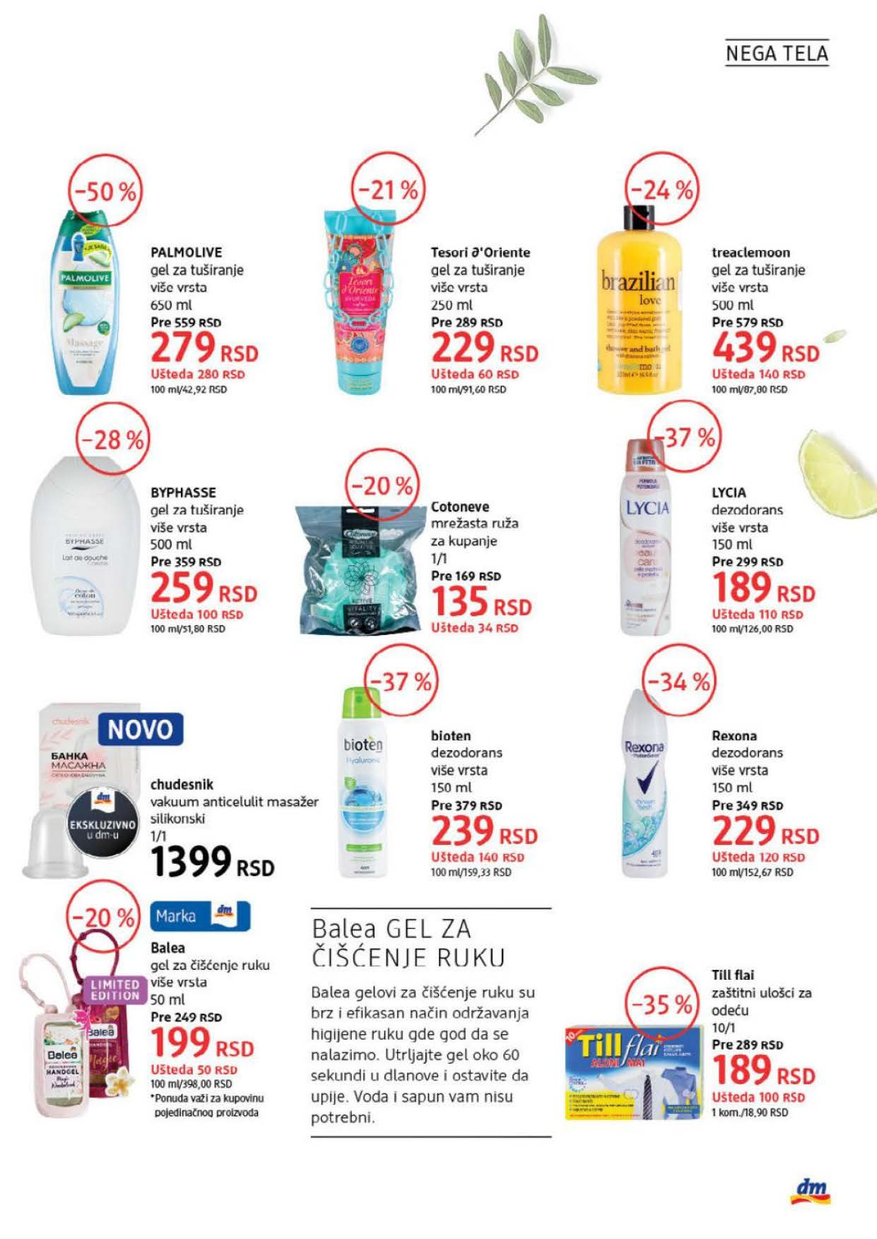 DM Katalog Srbija AVGUST 2021 Page 25