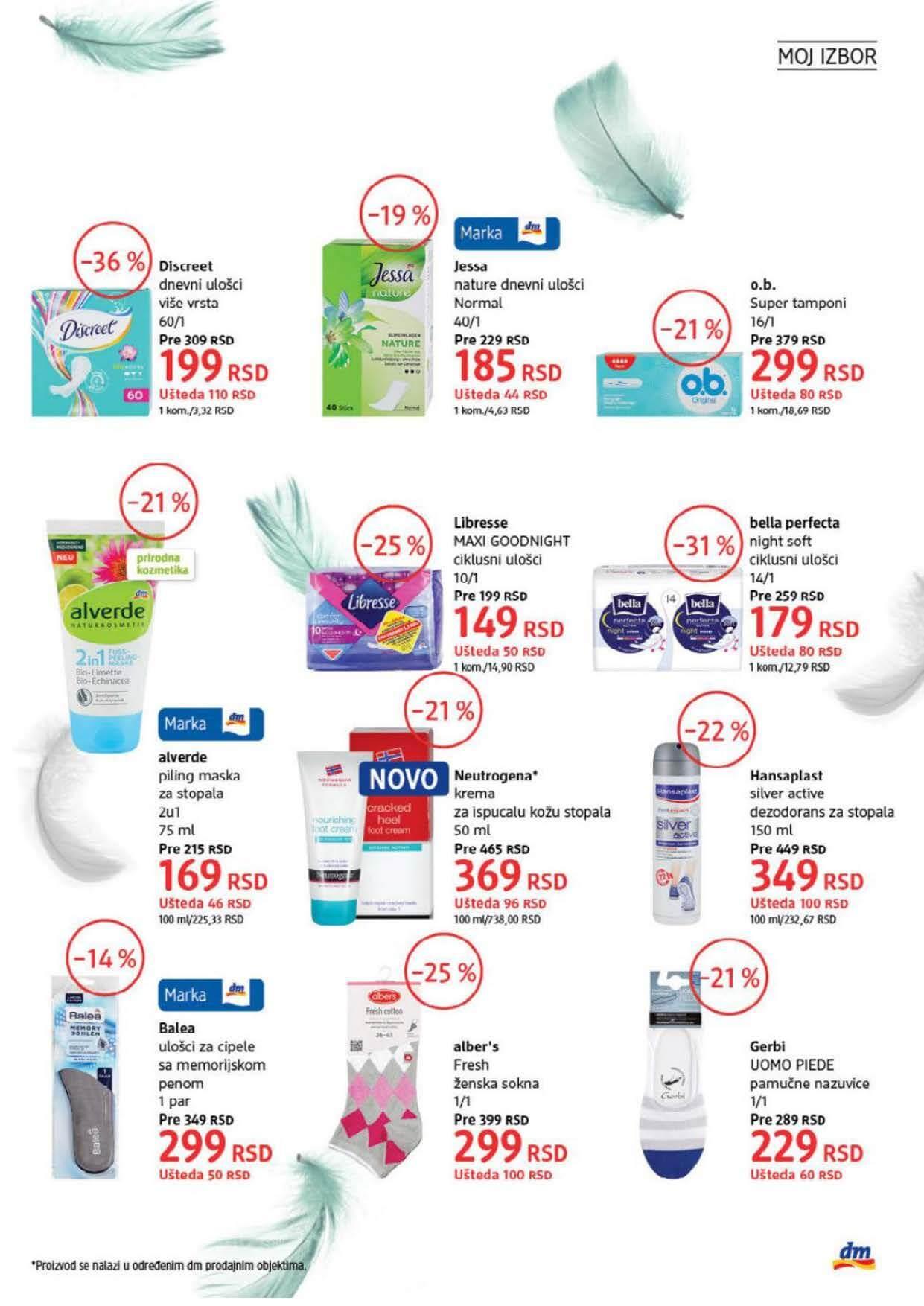 DM Katalog Srbija AVGUST 2021 Page 27