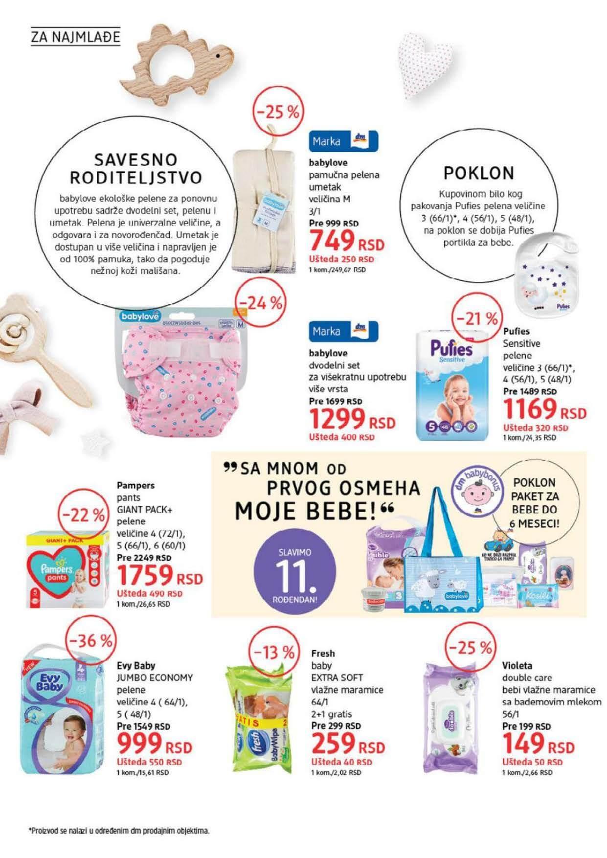 DM Katalog Srbija AVGUST 2021 Page 28