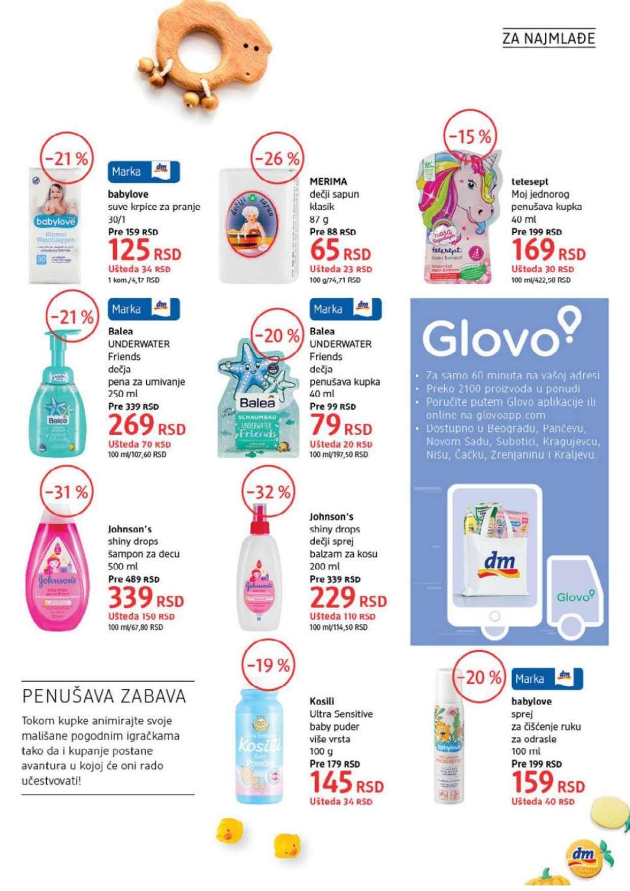 DM Katalog Srbija AVGUST 2021 Page 29