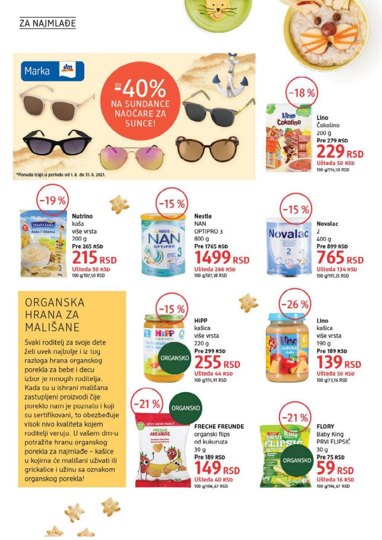 DM Katalog Srbija AVGUST 2021 Page 30
