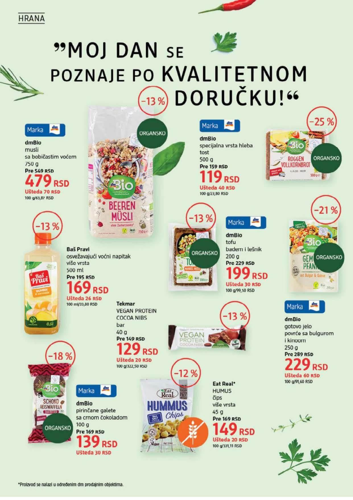 DM Katalog Srbija AVGUST 2021 Page 32