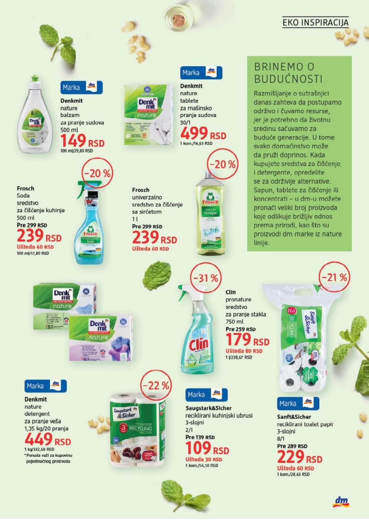 DM Katalog Srbija AVGUST 2021 Page 35