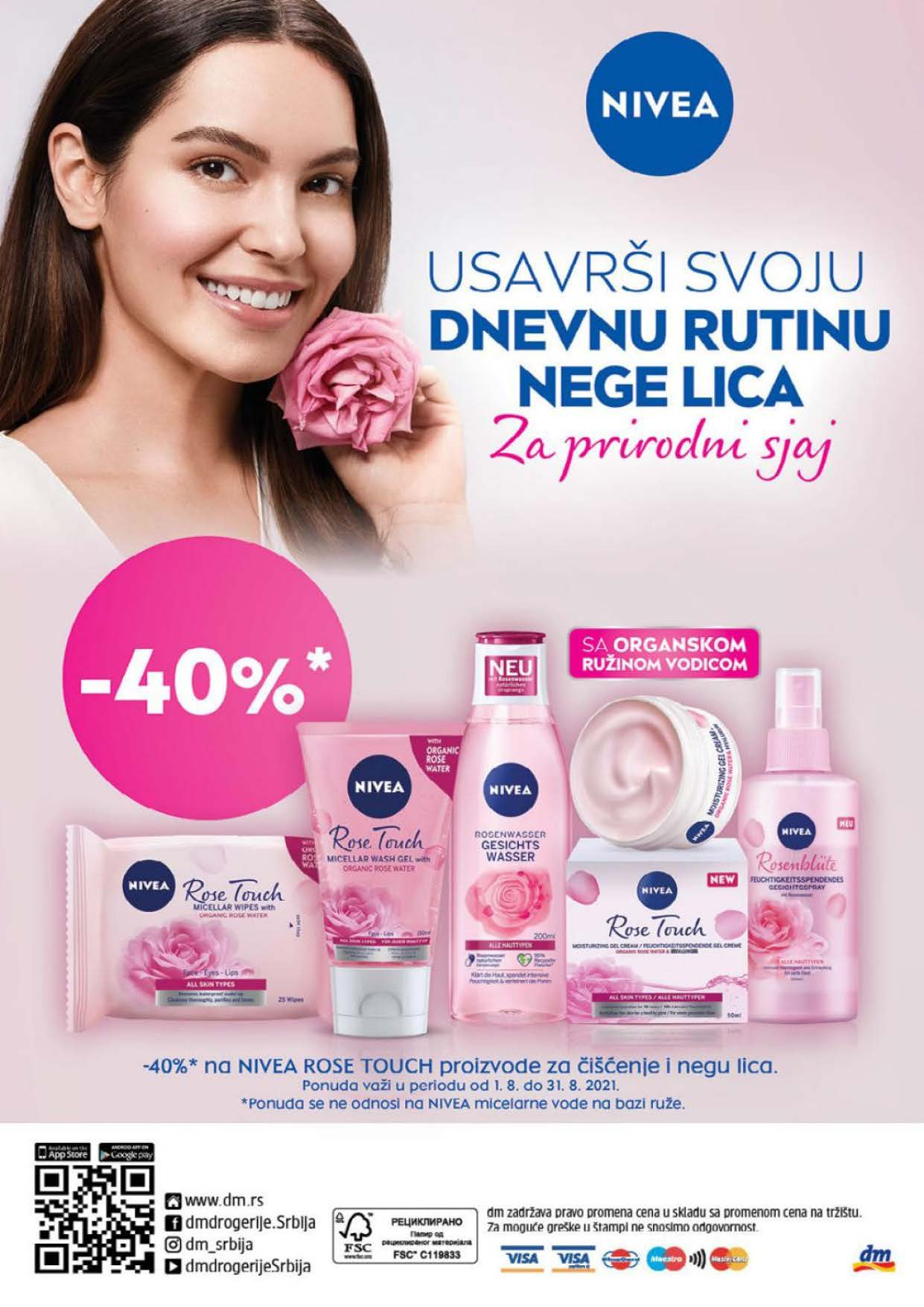 DM Katalog Srbija AVGUST 2021 Page 40