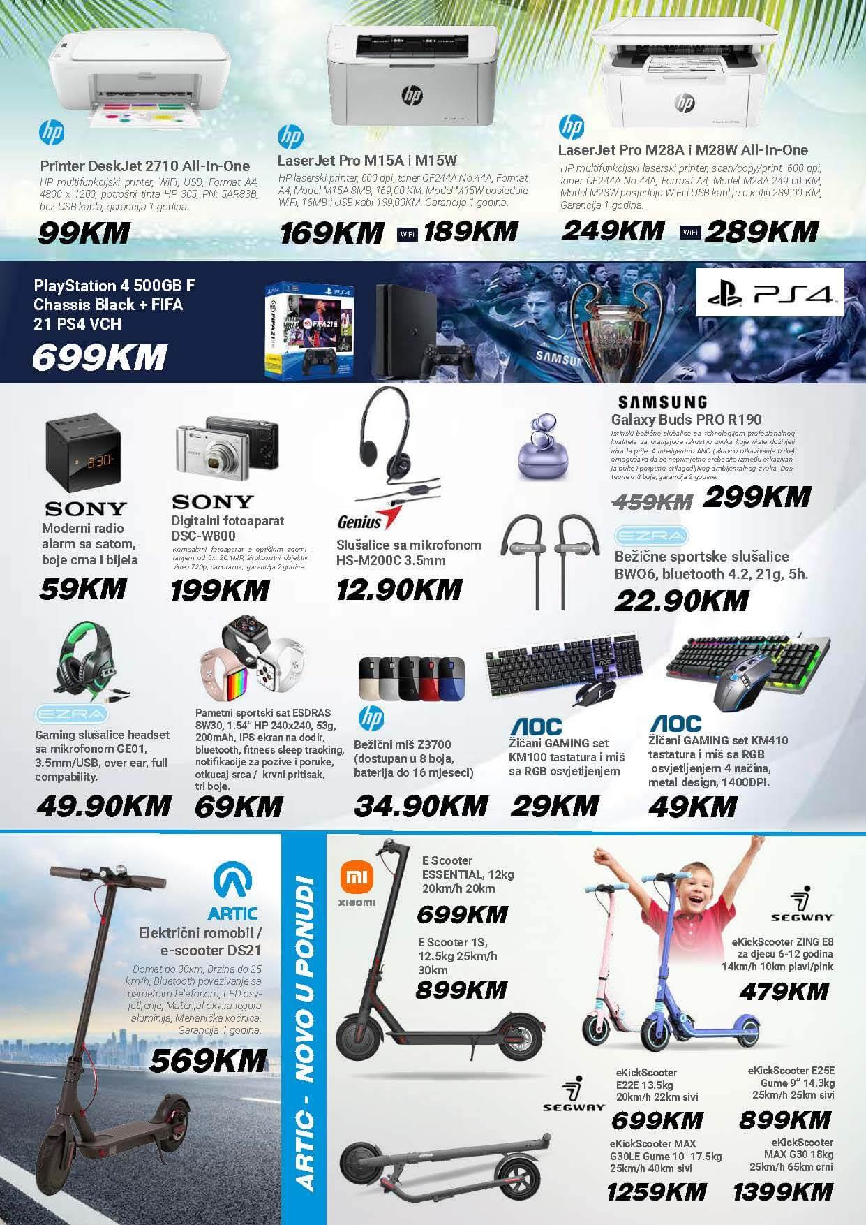 DOMOD Katalog Akcija JUL 2021 10.7.2021. 29.7.2021. Page 08