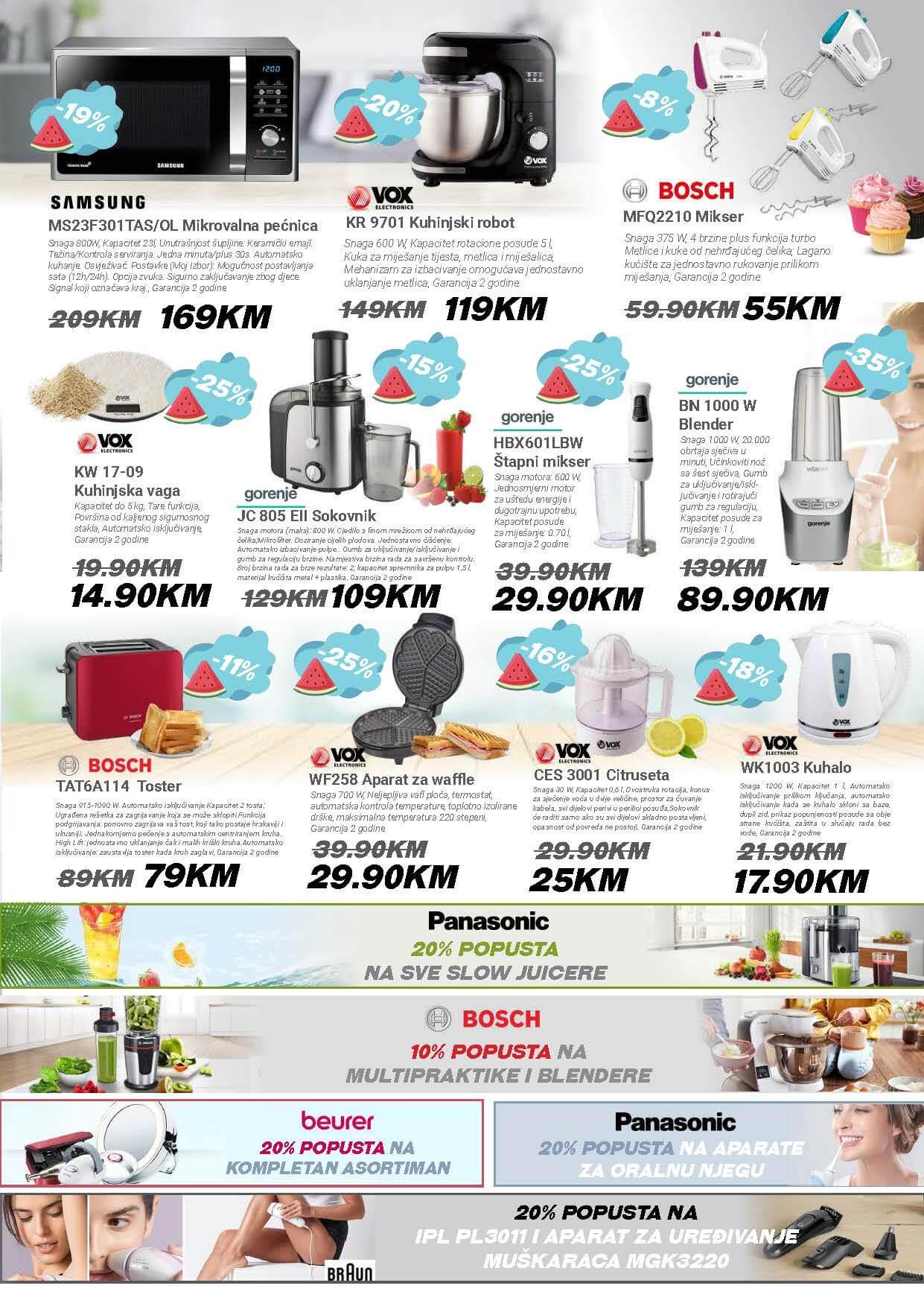 DOMOD Katalog Akcija JUL 2021 10.7.2021. 29.7.2021. Page 17