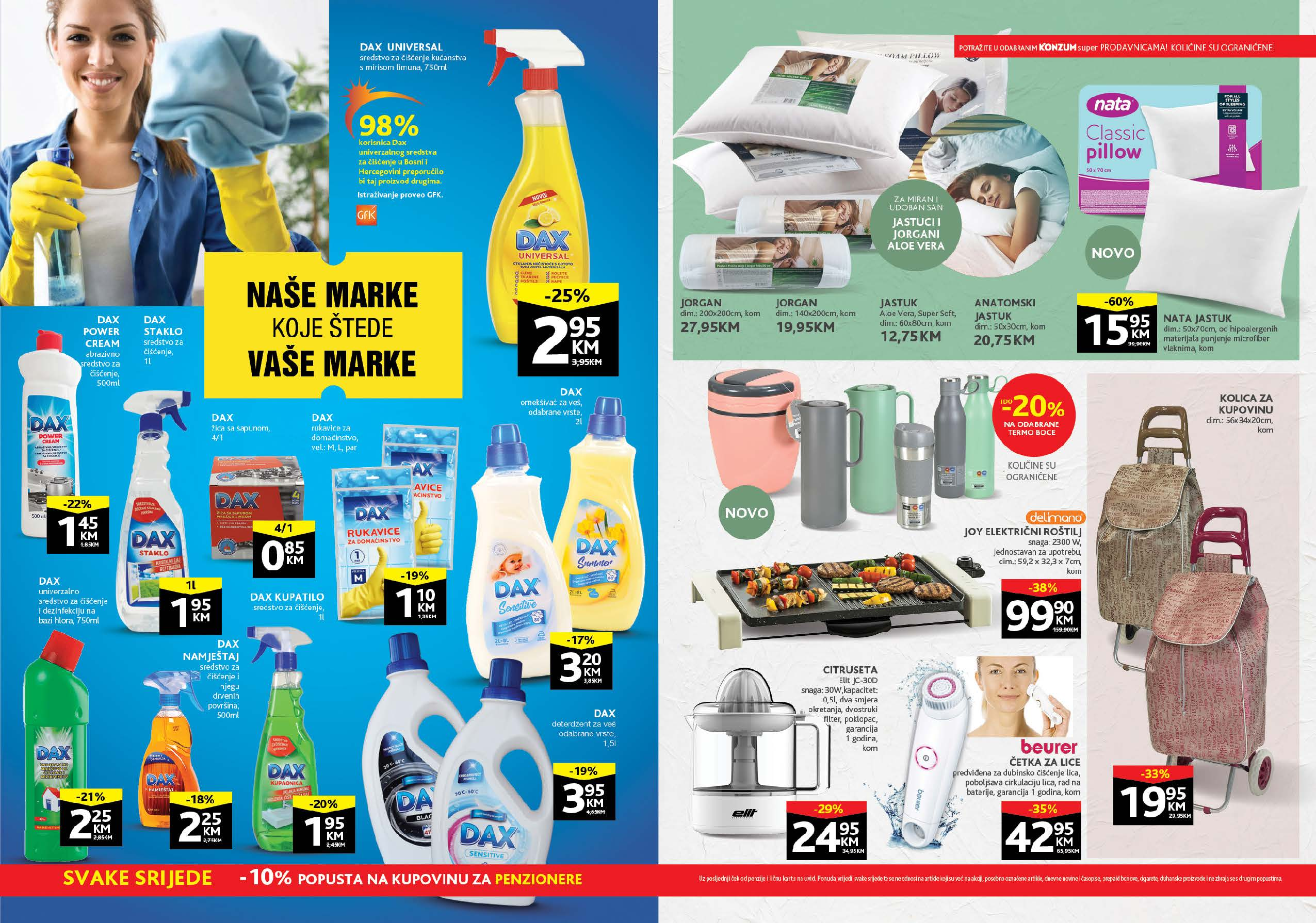 KONZUM Katalog Redovni katalog JUL 2021 5.7.2021. 15.7.2021. Page 13