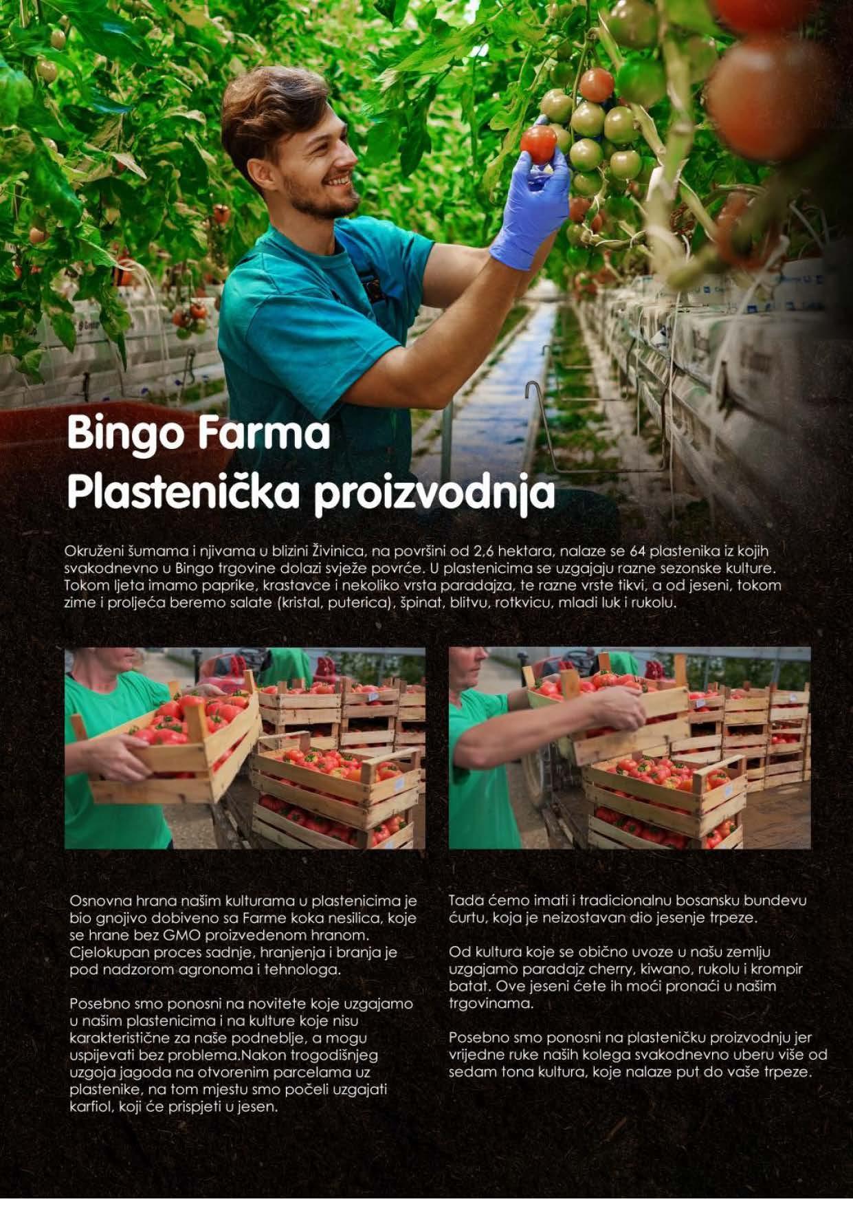 BINGO Kupuj pametno Kupuj domace AVGUST 2021 2.8.2021. 8.8.2021. Page 02