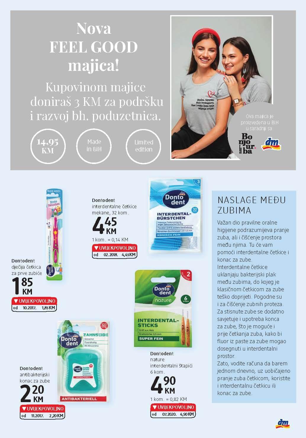 DM Katalog BiH SEPTEMBAR 2021 1.9.2021. 14.9.2021. Page 03