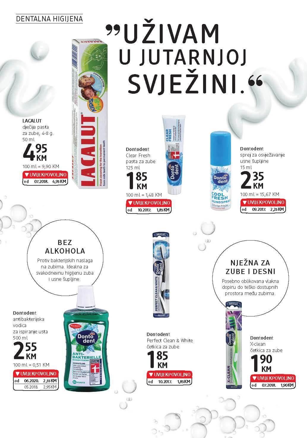 DM Katalog BiH SEPTEMBAR 2021 1.9.2021. 14.9.2021. Page 04