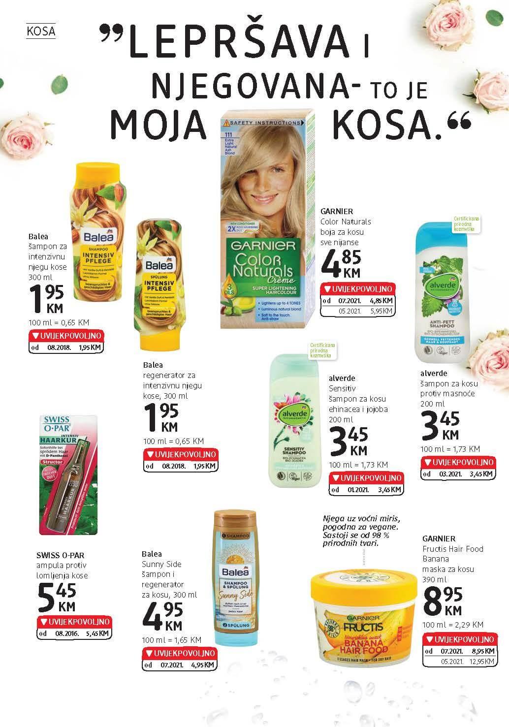 DM Katalog BiH SEPTEMBAR 2021 1.9.2021. 14.9.2021. Page 12