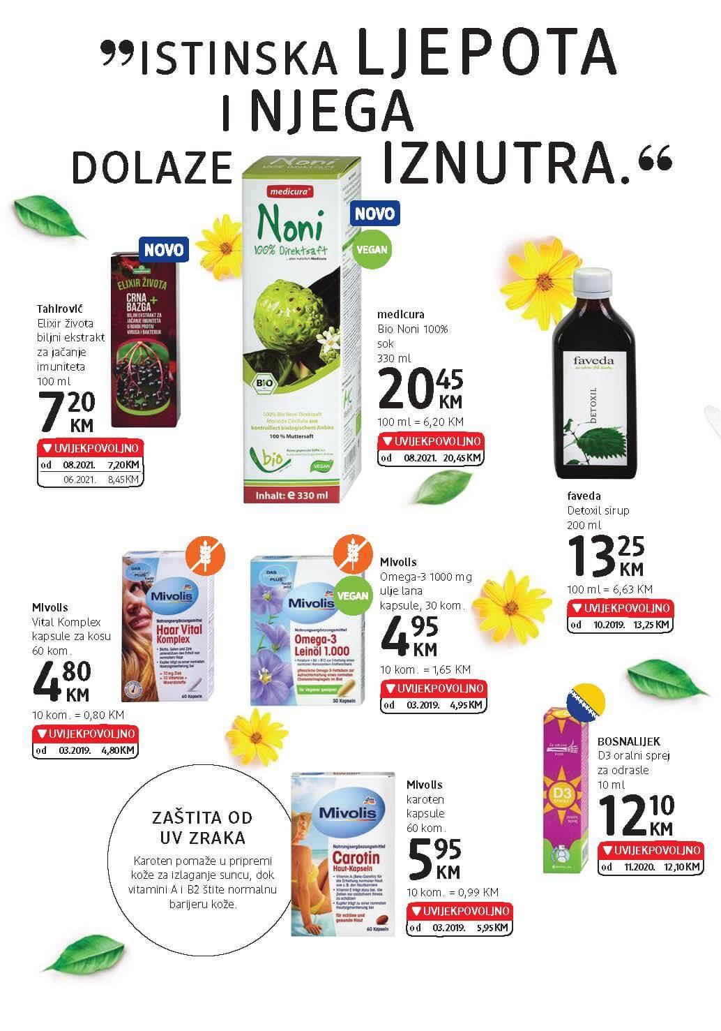 DM Katalog BiH SEPTEMBAR 2021 1.9.2021. 14.9.2021. Page 18