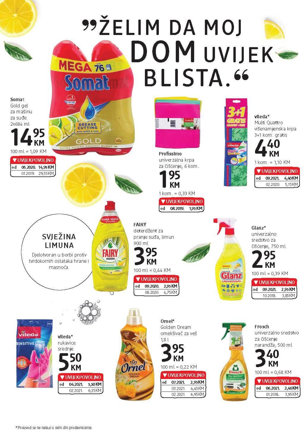 DM Katalog BiH SEPTEMBAR 2021 1.9.2021. 14.9.2021. Page 20