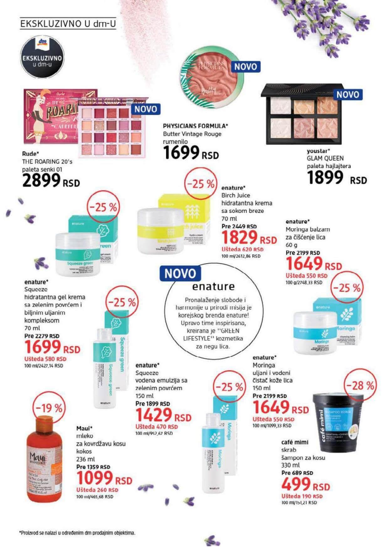 DM Katalog Srbija SEPTEMBAR 2021 1.9.2021. 30.9.2021. Page 08