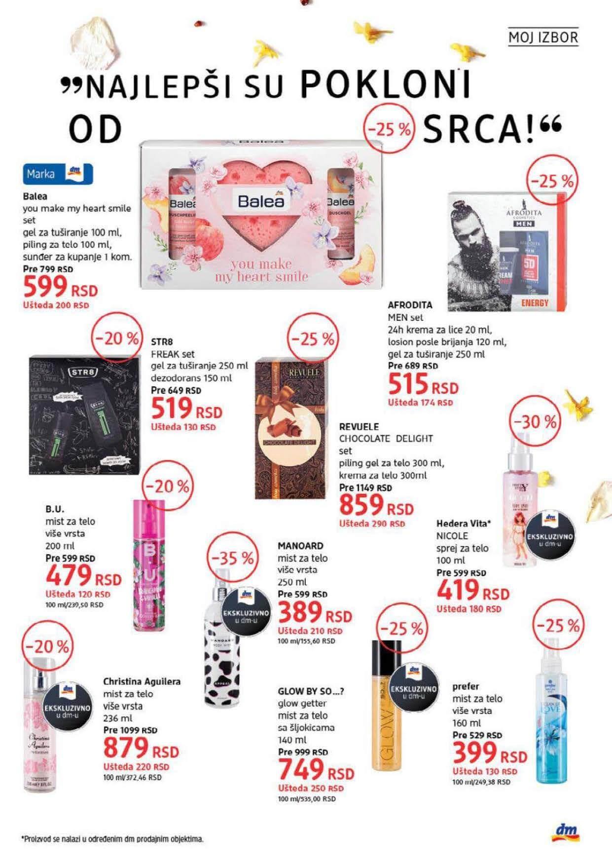 DM Katalog Srbija SEPTEMBAR 2021 1.9.2021. 30.9.2021. Page 23