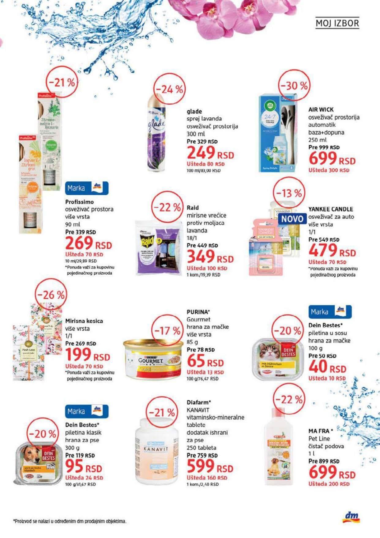 DM Katalog Srbija SEPTEMBAR 2021 1.9.2021. 30.9.2021. Page 39
