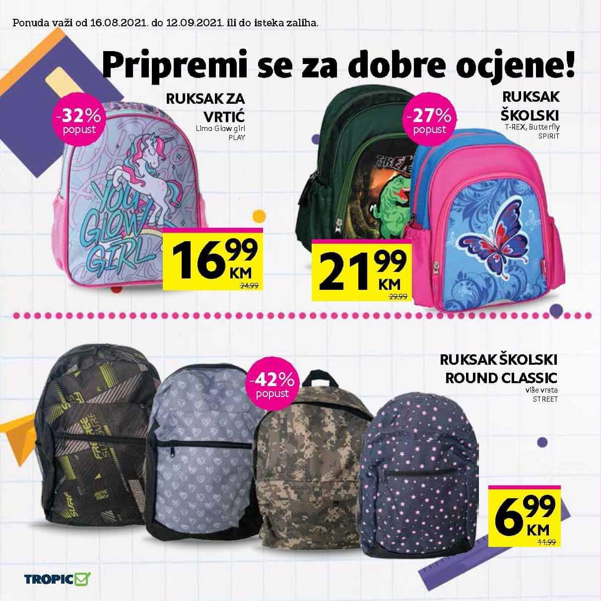TROPIC Nova skolska avantura 16.8.2021. 12.9.2021. Page 02