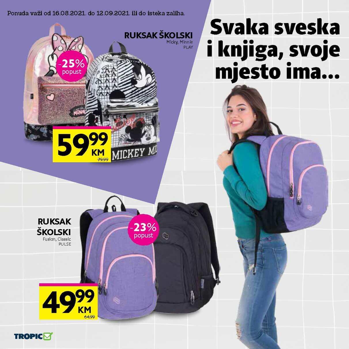 TROPIC Nova skolska avantura 16.8.2021. 12.9.2021. Page 04