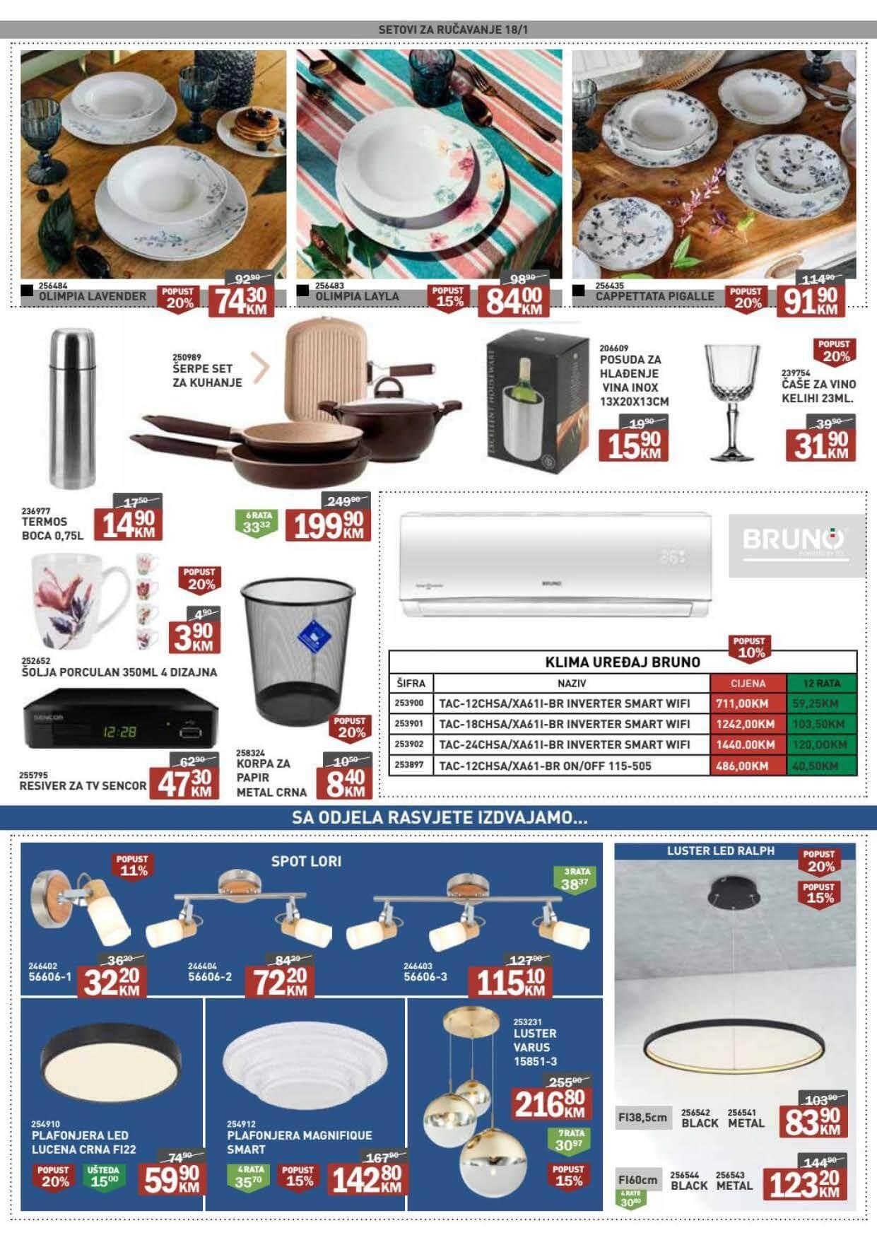 VERNO AGROMEHANIKA Akcijski katalog AVGUST 2021 1.8. 31.8.2021. Page 15