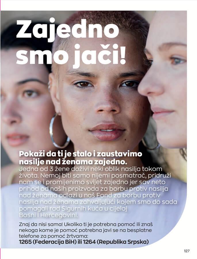 AVON Katalog i Brosura BiH SEPTEMBAR 2021 1.9.2021. 30.9.2021 127