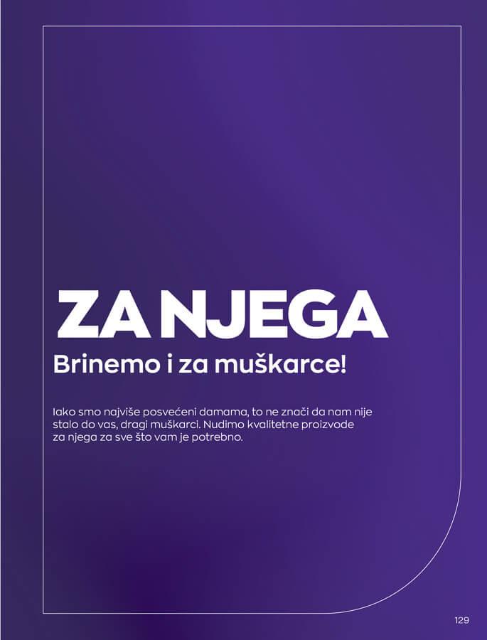 AVON Katalog i Brosura BiH SEPTEMBAR 2021 1.9.2021. 30.9.2021 129