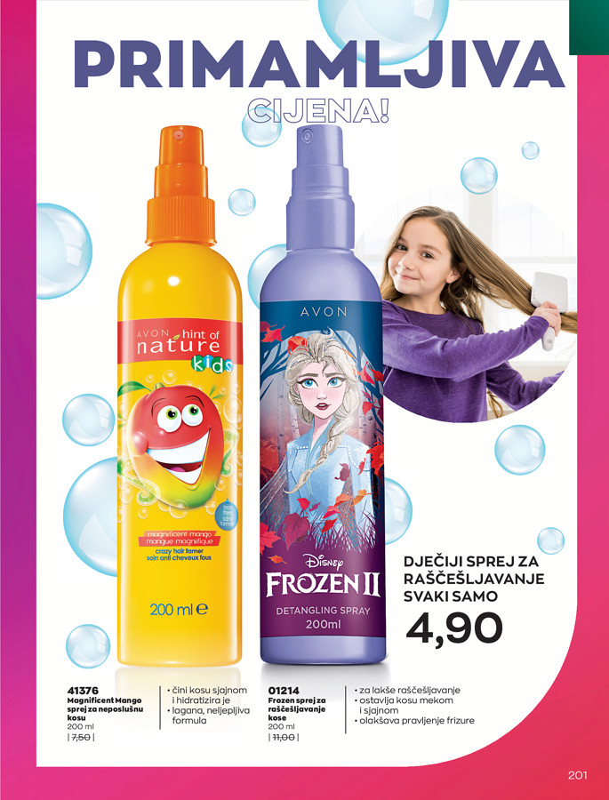 AVON Katalog i Brosura BiH SEPTEMBAR 2021 1.9.2021. 30.9.2021 201
