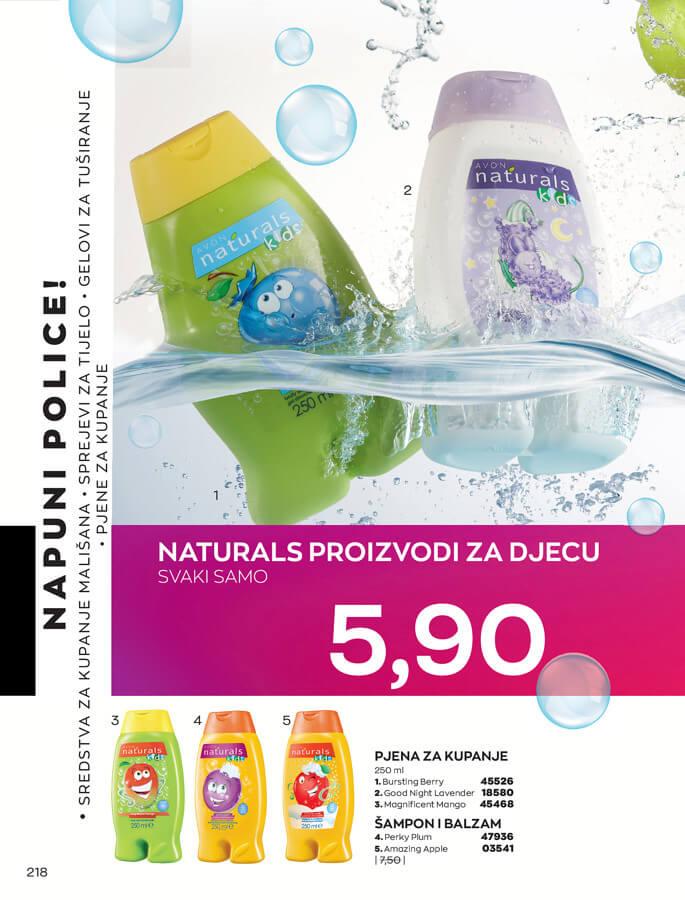 AVON Katalog i Brosura BiH SEPTEMBAR 2021 1.9.2021. 30.9.2021 218