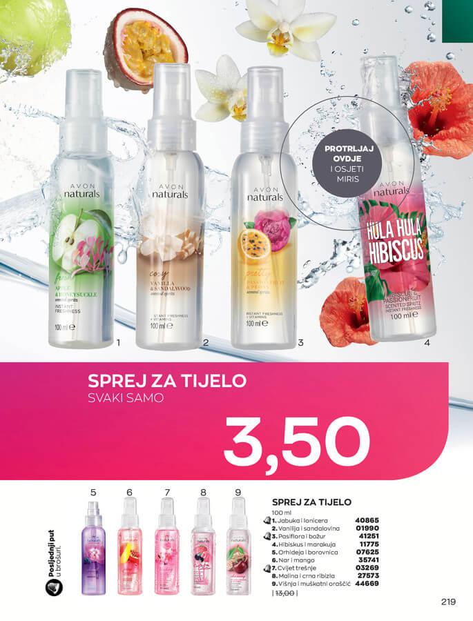 AVON Katalog i Brosura BiH SEPTEMBAR 2021 1.9.2021. 30.9.2021 219