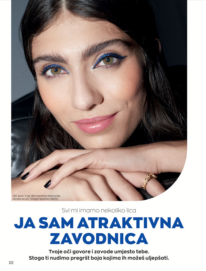 AVON Katalog i Brosura BiH SEPTEMBAR 2021 1.9.2021. 30.9.2021 22